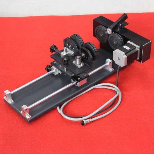 Dihorse 3 Pin Roller Rotary Axis Attachment For Co2 Laser