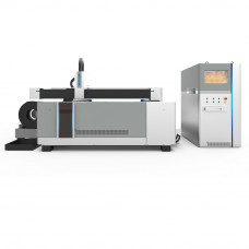 Fiber Laser Cutting Machine for Metal Sheets and Tubes (FOB Qingdao)