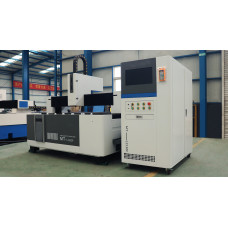 1000W Raycus 1530 Fiber Laser Cutting Machine with Raytools Laser Head for Stainless Carbon Steel Metals (FOB Qingdao)