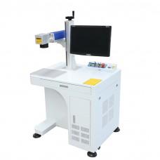 Dihorse Desktop Fiber Laser Marking Machine 20W MAX 110*110MM 50MM rotary axis $5070