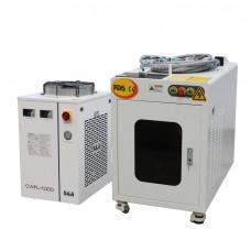 DIHORSE 500W Hand-held Laser Welding Machine for Metal Welding Stainless Steel, Carbon Steel
